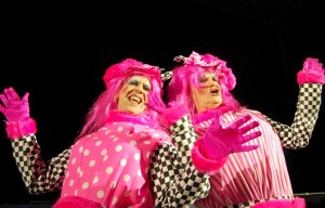 The Ugly Sisters - 'Arent we adorable?'