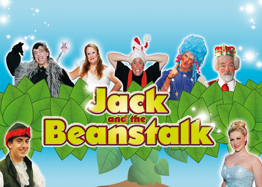 jack and the beanstalk panto leas cliff hall